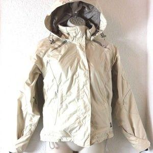 Obermeyer Womens Ski Jacket Size 4 Beige Tan